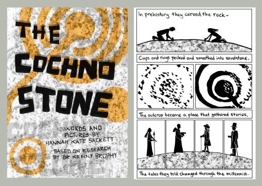 Cochno stone covers
